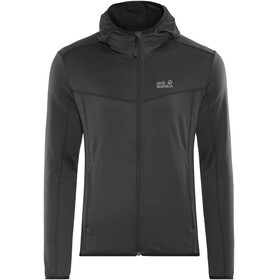 Jack Wolfskin Sutherland Hooded Jacket Men black